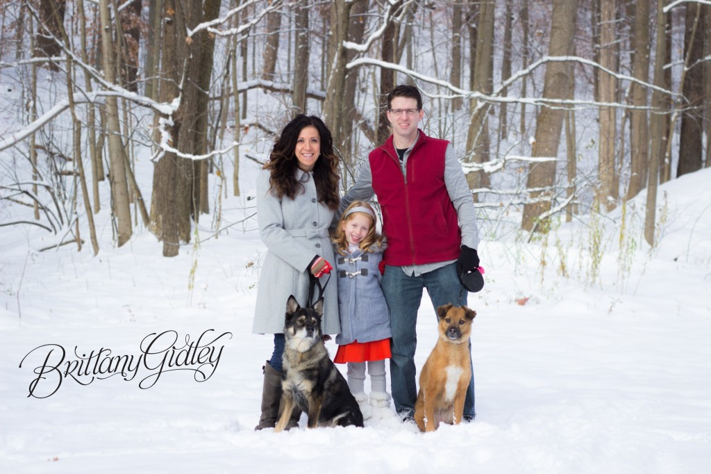 Winter Family Photography The Todaro Family