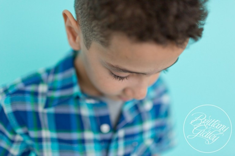 Cleveland Child Photographer | Inspiration | Details | 10 Years Old | Seamless Paper | Child Photography