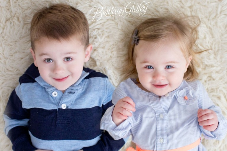 Siblings | Child Photography | Toddlers | Family | Celebration | 1 Year Old | 3 Year Old | Cake Smash