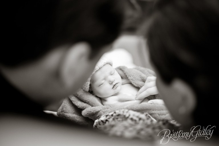 Cleveland Birth Photographer | Birth Photography | Cleveland Photographer | First Touch
