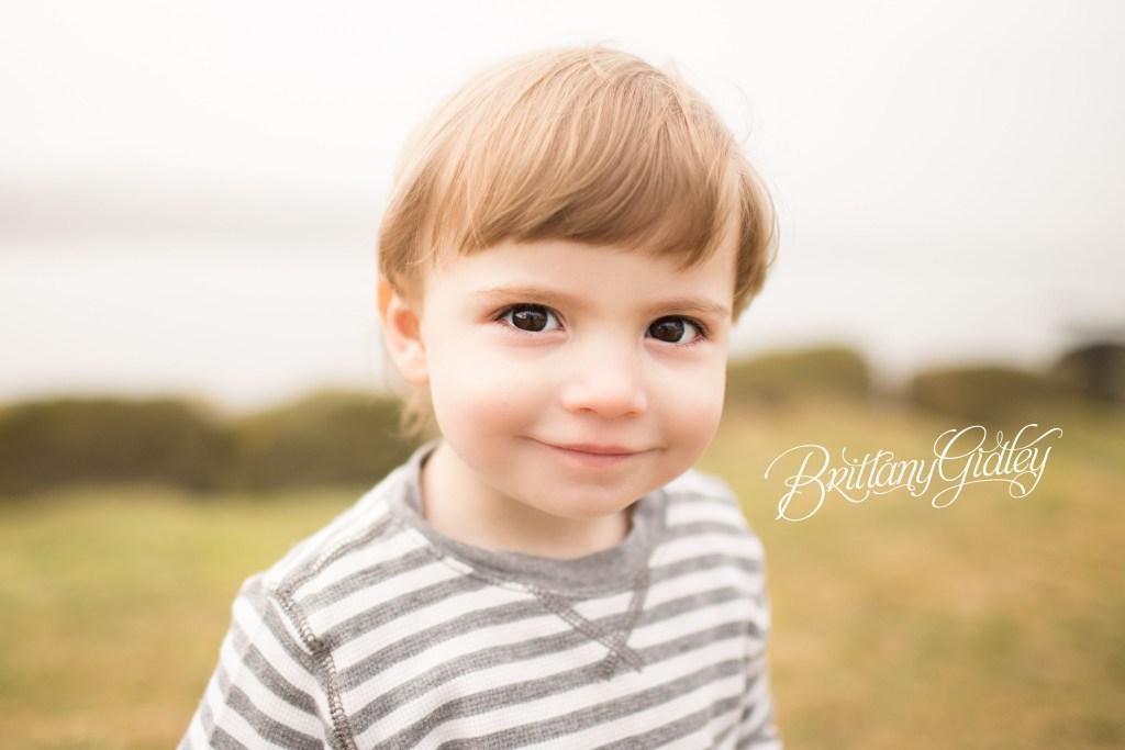 Meet Nathan | Cleveland Toddler Photographer | Edgewater