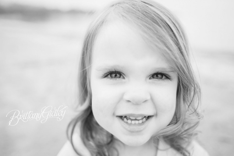 Beach | Sisters | Cleveland | Edgewater Beach | Family | Gray and Yellow | Brittany Gidley Photography LLC