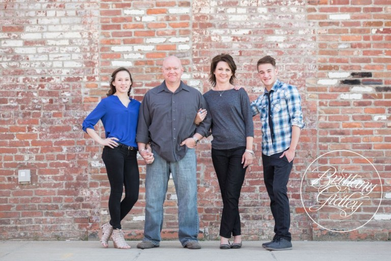 Best Family Photographer Cleveland | Downtown Cleveland Photo Shoot | ThisisCLE | Brittany Gidley Photography LLC | Family Session