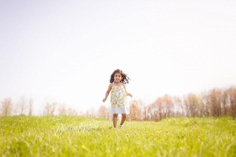 Cleveland Toddler Photographer | Toddler Portraits | Holden Arboretum | Cleveland Ohio