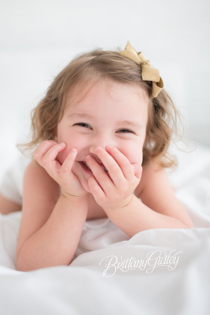 Child Photography | Child Photographer | Big Sister | Natural Light Studio | Brittany Gidley Photography LLC