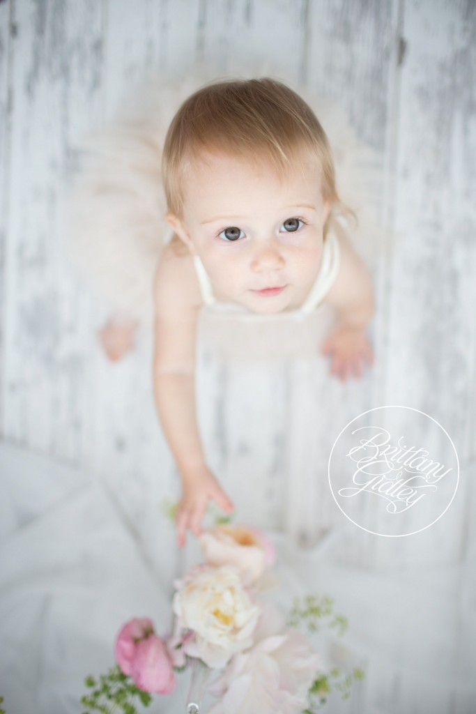 Whimsical Baby Photography | Top Baby Photographer in America | Brittany Gidley | Cleveland's Best Florist Heatherlily