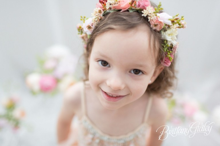Whimsical Child Photography | Top Child Photographer in America | Brittany Gidley | Cleveland's Best Florist Heatherlily | Studio | Natural Light | Inspiration