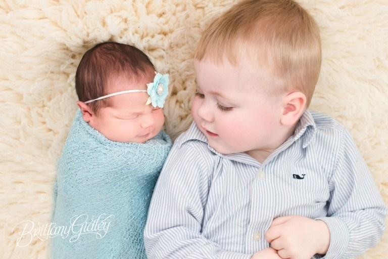 Clevelands Best Family Photographer | Sweet | Baby Girl | Newborn Posing | Newborn Inspiration