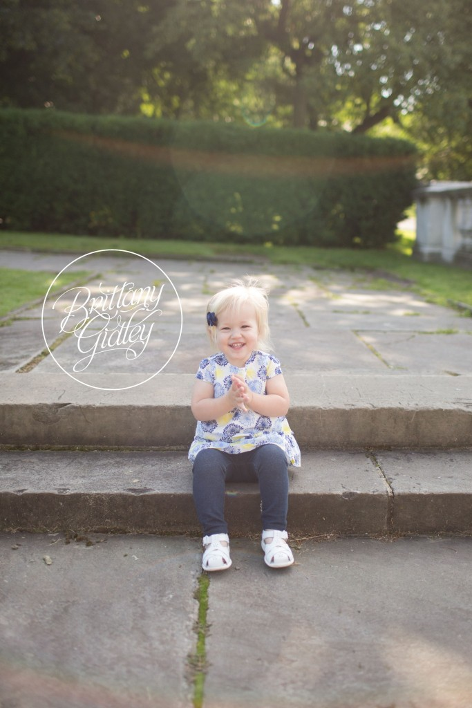 Summer Family Pictures | Baby Girl | Toddler | Cleveland | Wade Oval | Cleveland Museum of Art