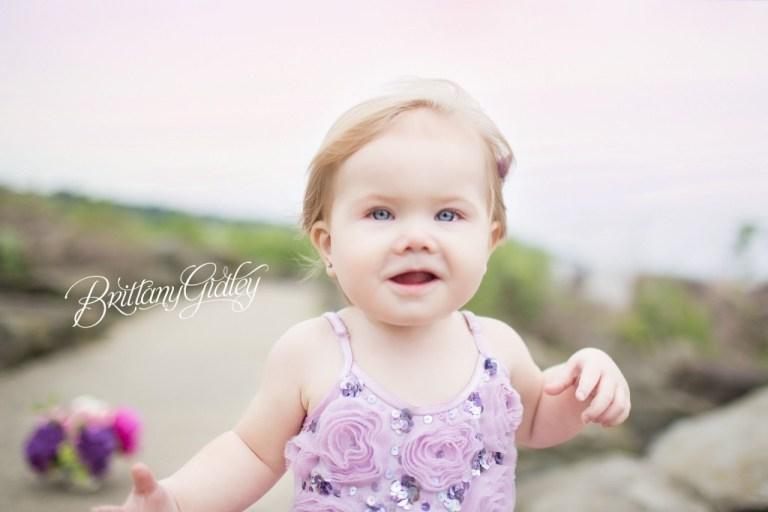 12 Months | Tutu | Cleveland Baby Photographer