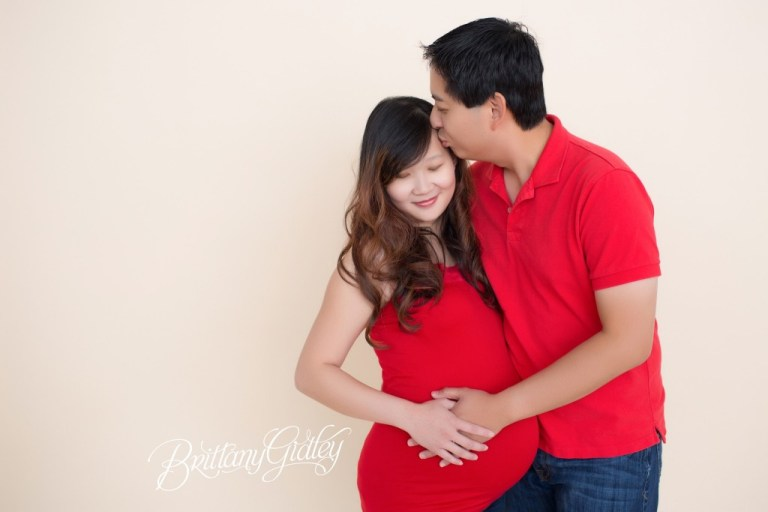 Rainbow Baby | Pregnancy | Maternity | Brittany Gidley Photography LLC