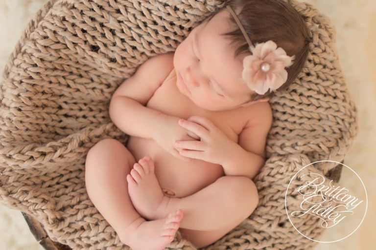 Newborn Photographer | Newborn Photography | Brittany Gidley Photography LLC