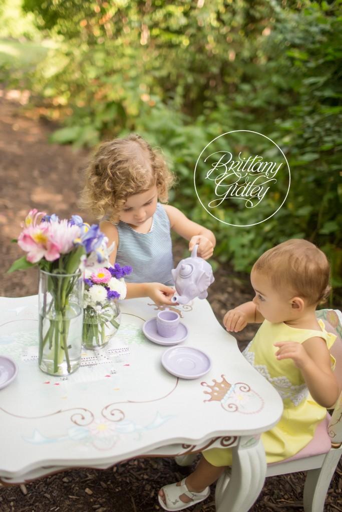 Tea Party Photo Shoot | Shaker Heights, Ohio | Photography | Child Photographer