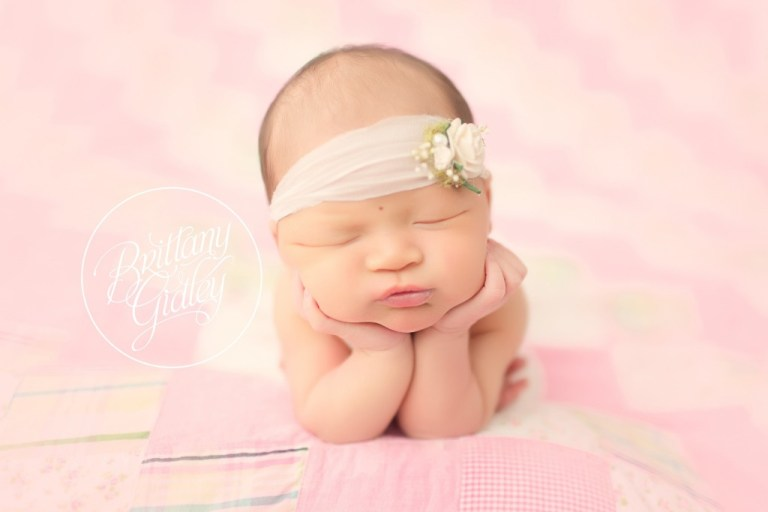 Rainbow Baby | Start With The Best | Brittany Gidley Photography LLC | Newborn Photo Shoot | Newborn Photographer | Newborn Photography