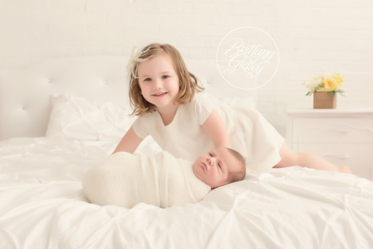 Newborn Baby Photographer | Newborn Baby Photography | Brittany Gidley Photography LLC