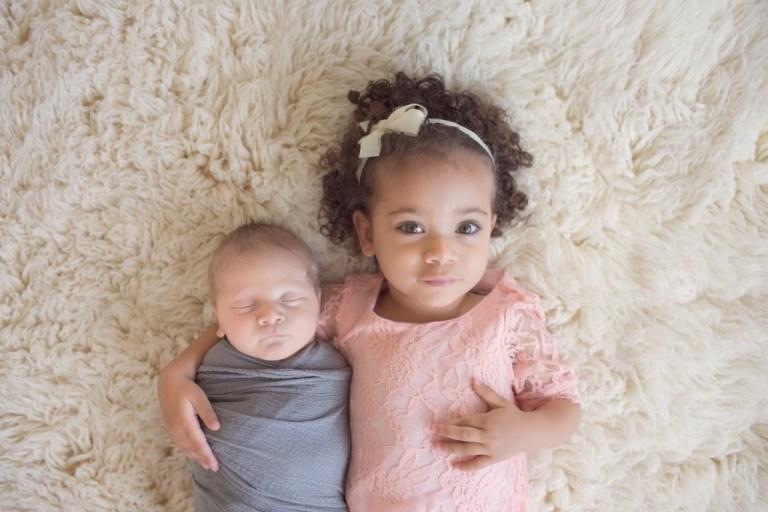 Lifestyle Newborn Photo Shoot | Newborn Baby | In home newborn photography session