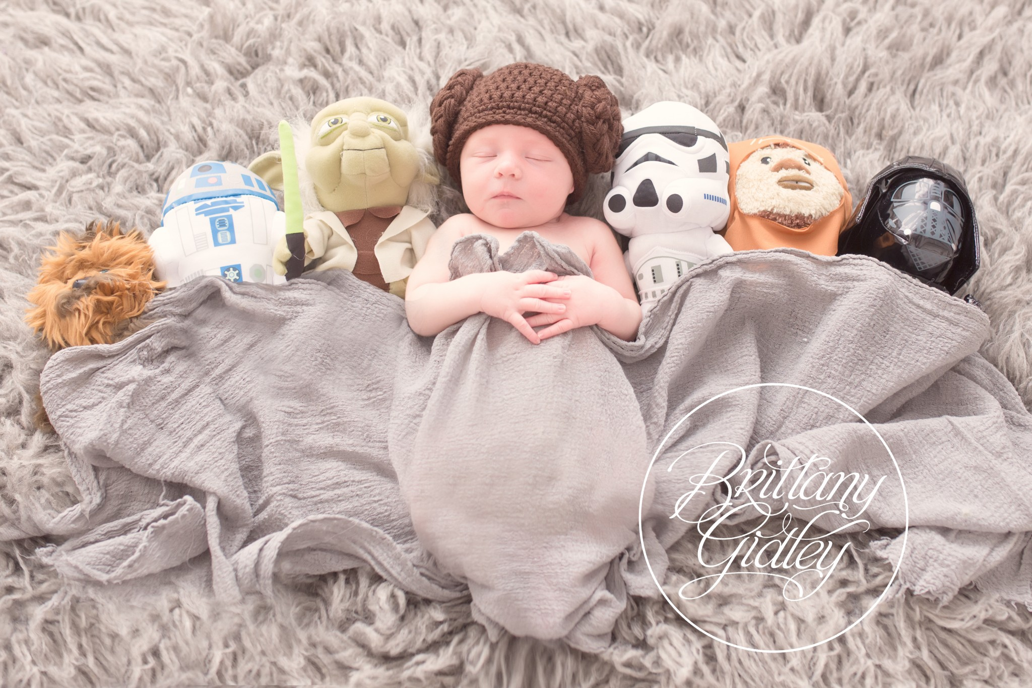 Star wars newborn newborn baby photo shoot start with the best cleveland ohio brittany gidley photography llc
