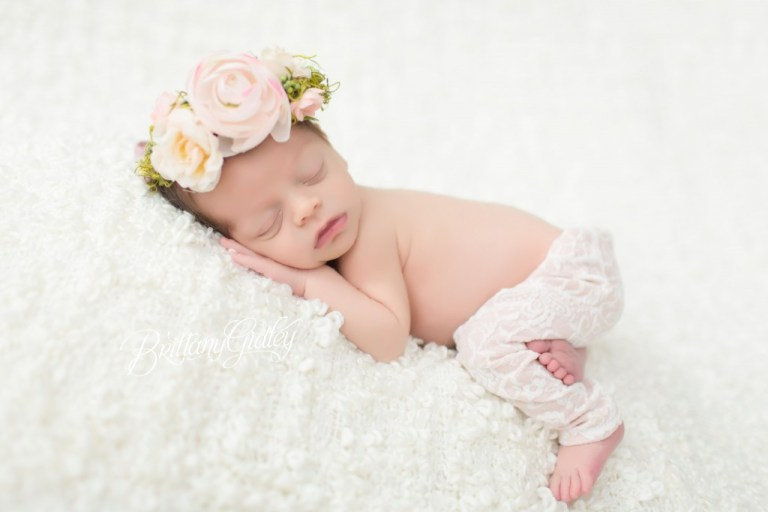 Newborn | Floral Crown | Start With The Best | Cleveland