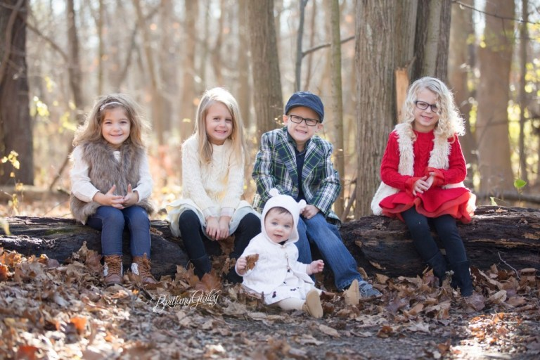 Cleveland Family Photographer | Photo Shoot | Fall