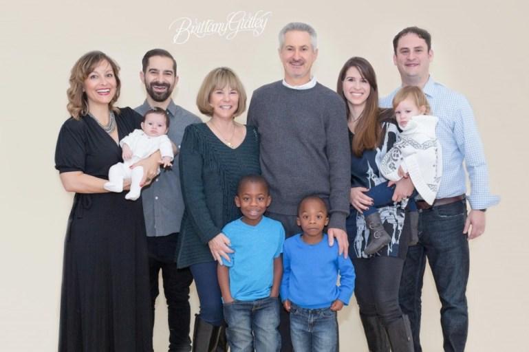 Family Portrait | Extended Family | Family Posing