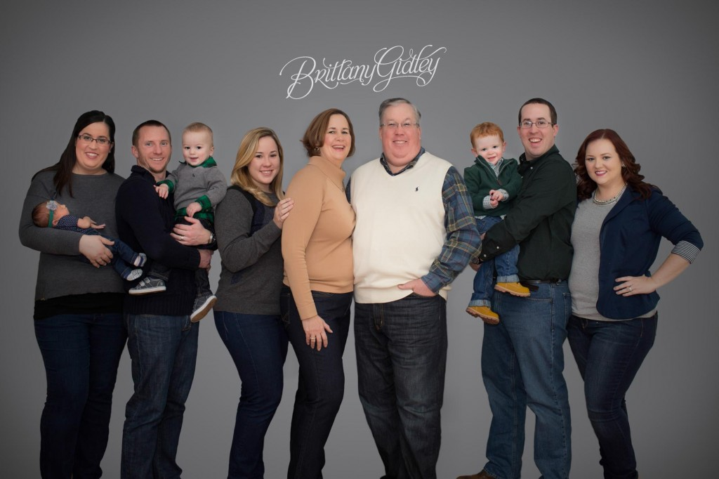 Family Pictures | The O'Meara Family
