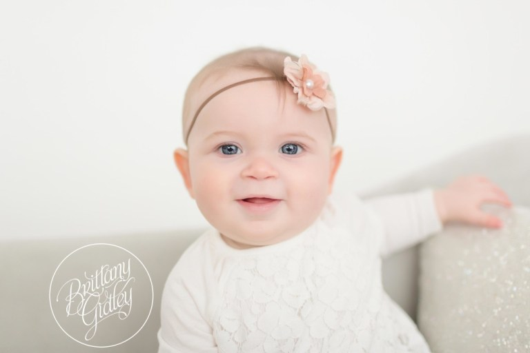 Baby Photo Shoot | 6 Month Baby | 6 Month Milestone Session
