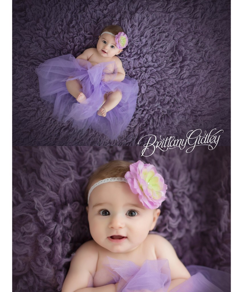 Cleveland Baby Photographer | 6 Month Photo Shoot | 6 Month Baby | Baby Photography