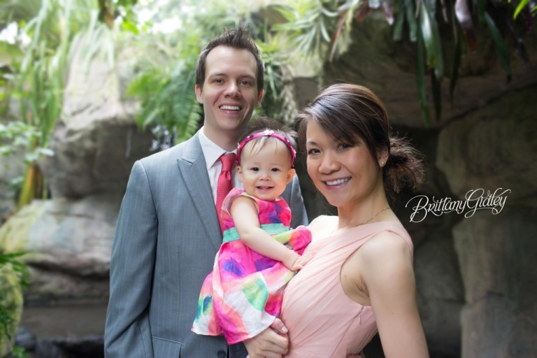 Botanical Gardens Cleveland | Baby Photographer | Cleveland, Ohio | Start With The Best | Love | Family Photo Shoot