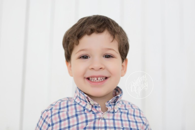 Cleveland Toddler Photographer | Big Brother | Mason