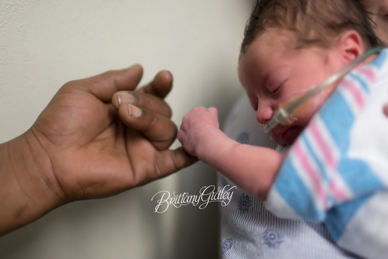 NICU Photographer | Cleveland Ohio | Metro Health | Best Cleveland Photographer | Registered Nurse NICU