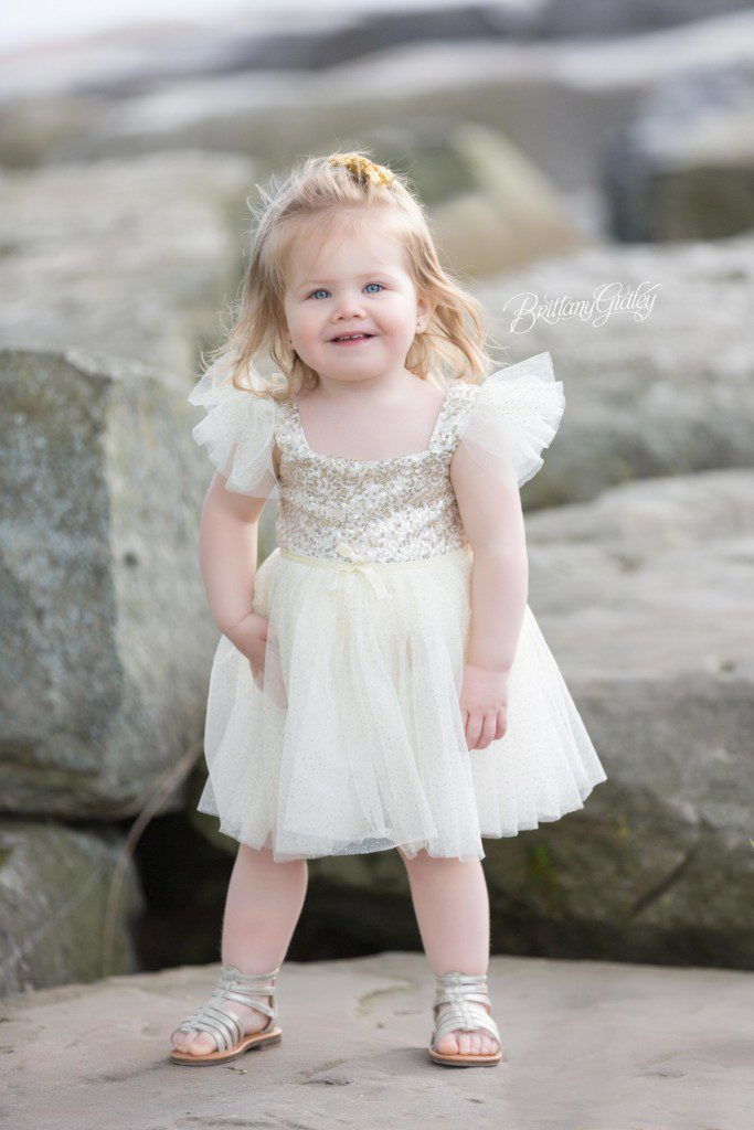 Cleveland Toddler Photographer | Angora Boutique Dress | Cleveland Ohio