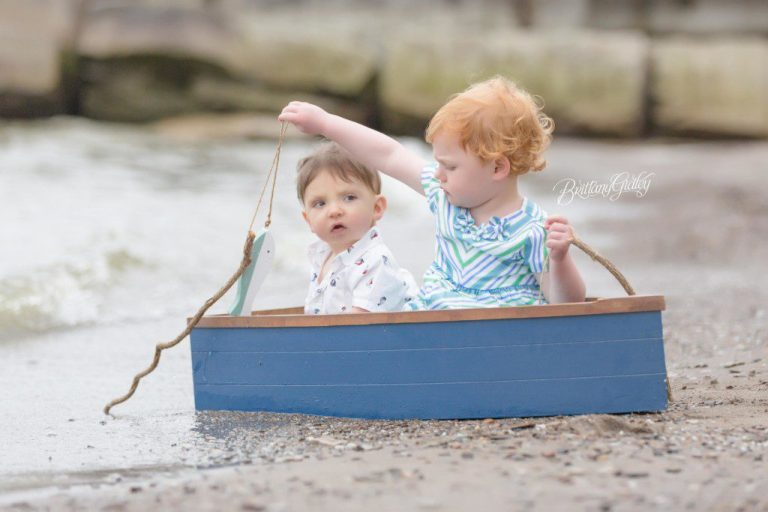 Gone Fishin | Fishing | Huntington Beach | Rocky River Ohio | Best Family Photographer