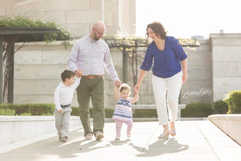 Museum of Art | Family Photographer | Cleveland Ohio