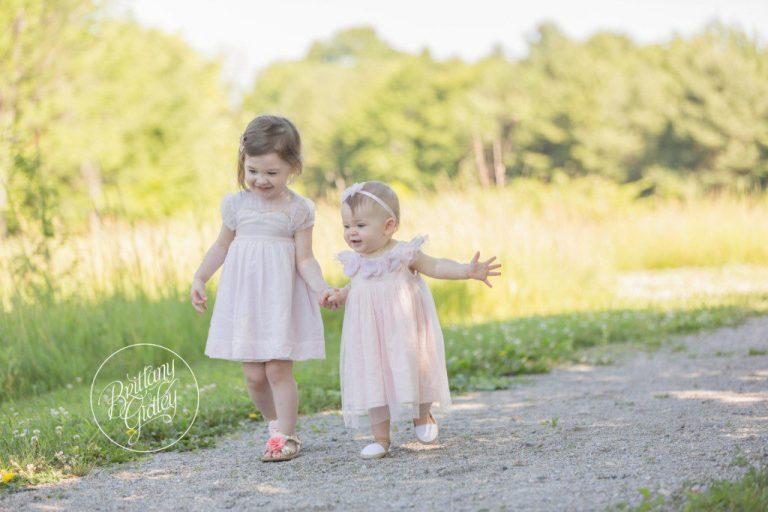 Cleveland Family Photographer | Sisters | Tutu Du Monde | Orchard Hills Park