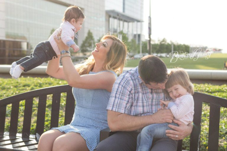 Cleveland Family Session | City Photography | Cleveland, Ohio