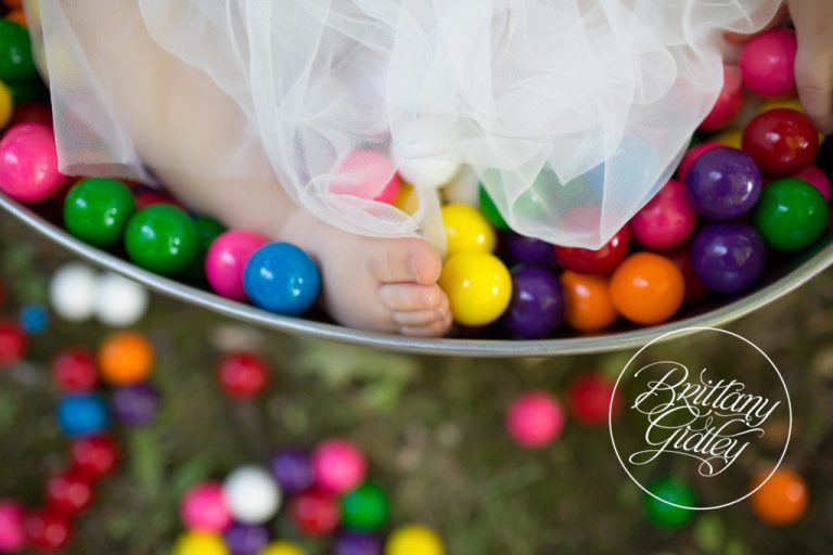 Candy Land Cake Smash | Baby Photographer | Cake Smash Photographer | Start With The Best | Brittany Gidley Photography LLC