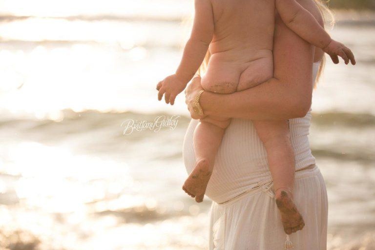 Maternity Dream Session | Beach | Dreamy | Whimsical Baby Photography | Whimsical Baby Photographer | Cleveland Ohio | Brittany Gidley Photography LLC