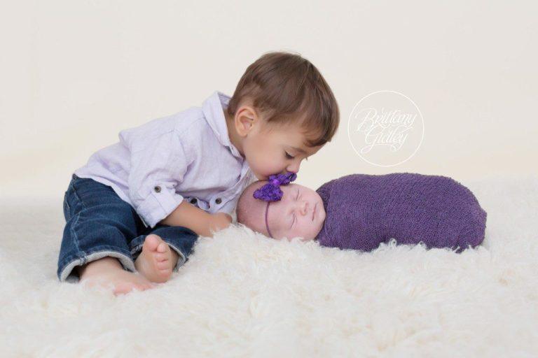 Introducing Genivieve | Newborn Photo Shoot