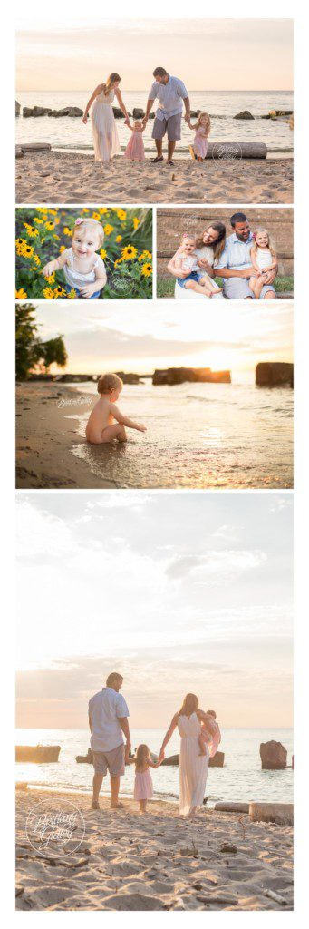 Beach Photo Shoot | Beach | Caterina 12 Months | Baby Photographer