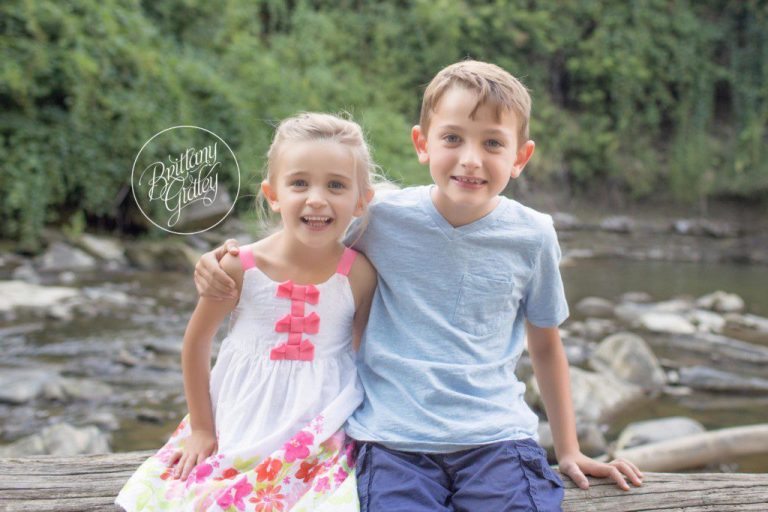 Chagrin Falls Family Photographer | Family Photography | Brittany Gidley Photography LLC