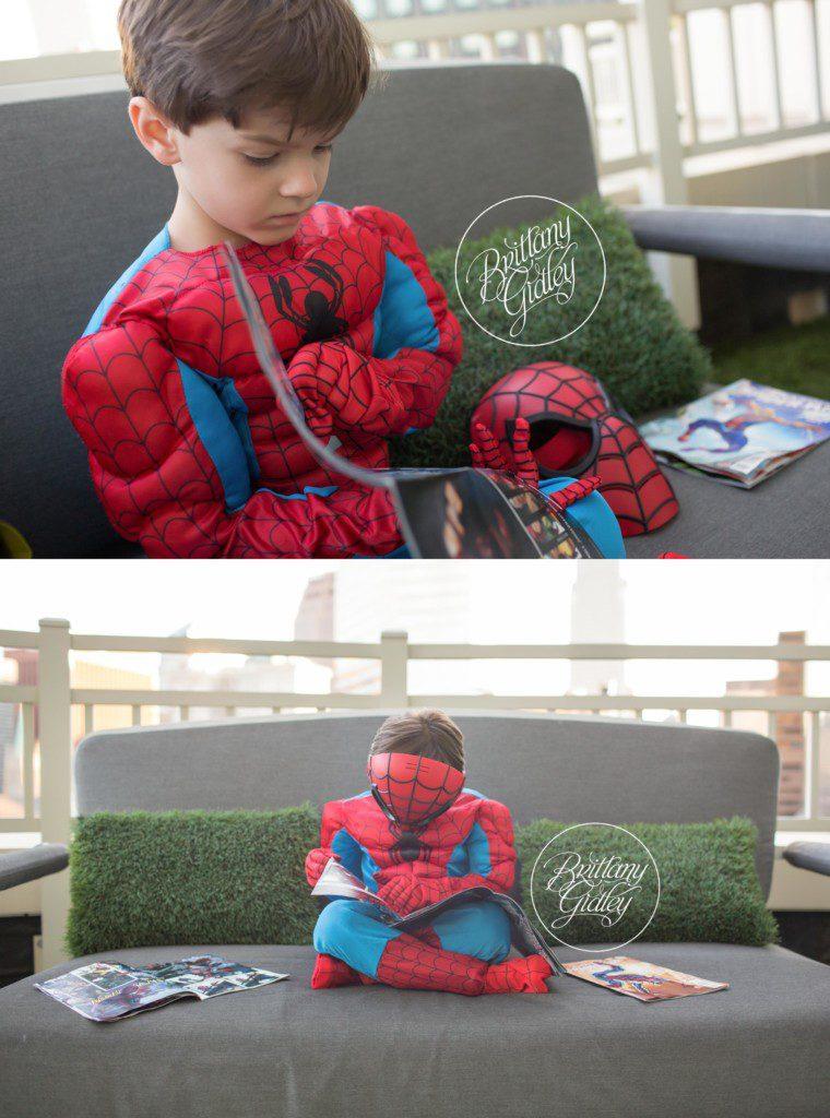 Superhero Training Camp | Start With The Best | Cleveland Ohio Child Photographer