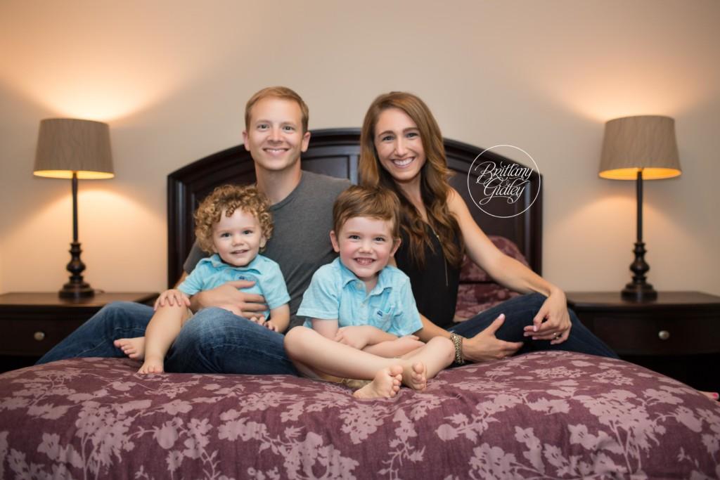 Canton Family Photographer | The Hall Family
