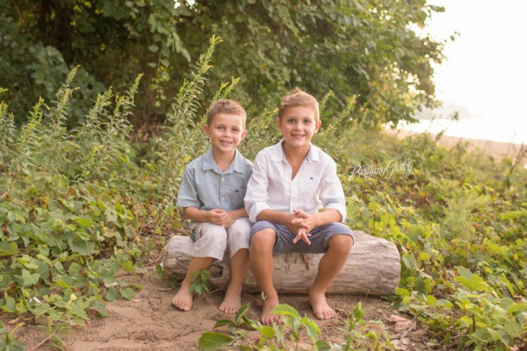 Edgewater Beach Photo Shoot | Cleveland Family Photographer | Cleveland Metroparks