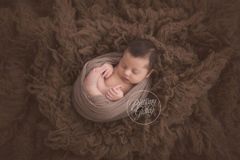 Newborn   Brittany Gidley Photography LLC   Baby Photographer   Posing