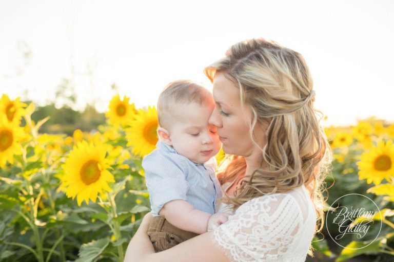 Prayers From Maria Sunflowers | Family | Sunflower Field | Photo Shoot | Avon Sunflower Field