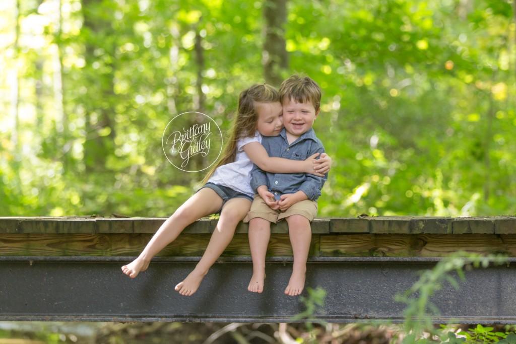 Wheeling Family Photographer | The Broadbent Family