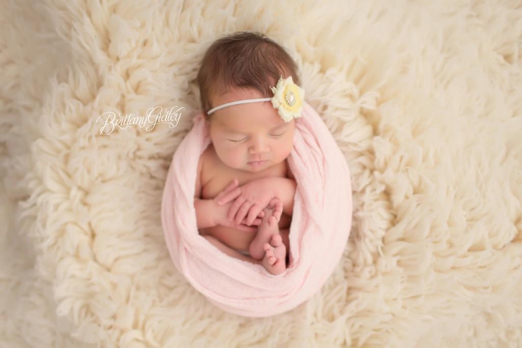 Clevelands Best Newborn Photographer | Introducing Lyla