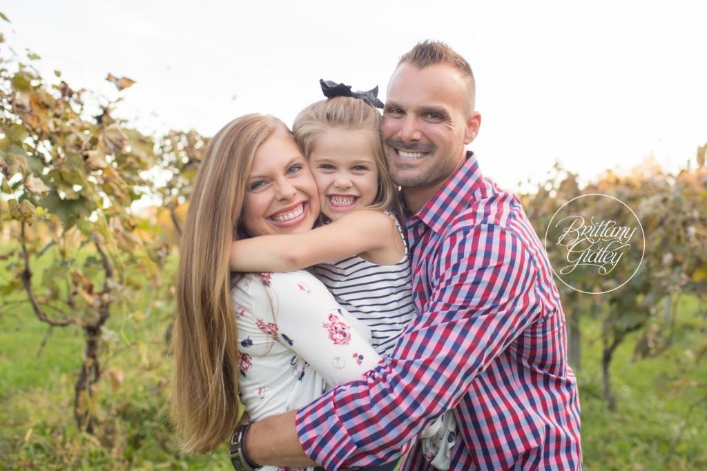 The Priban Family | Family Photos
