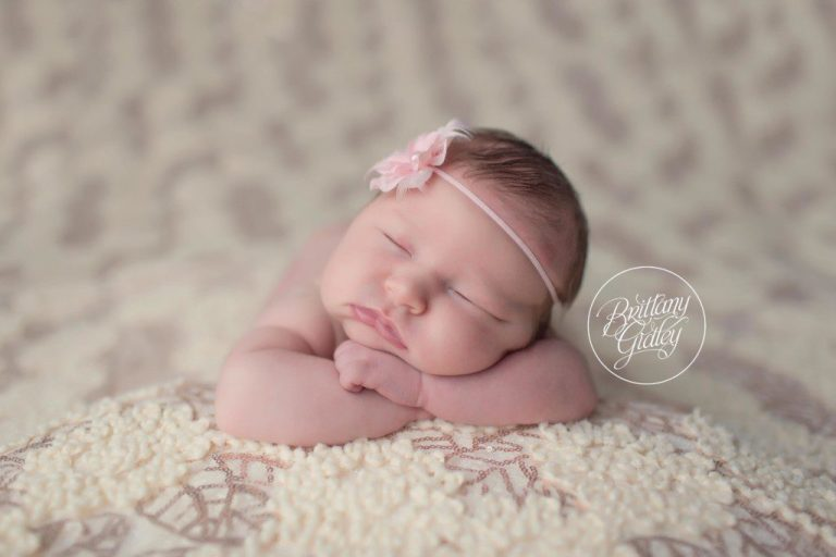 Newborn Photos | Start With The Best | Brittany Gidley Photography LLC