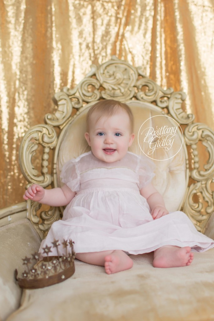 12 Month Baby Photos | Baby Photography | Cleveland Ohio